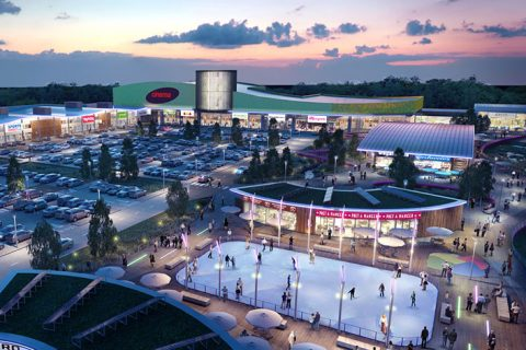 Rushden Lakes Retail Park