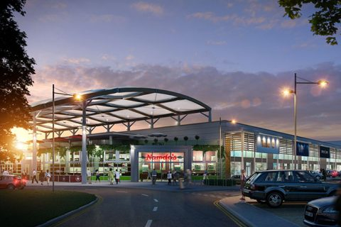 Banbury Retail Park