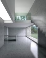 Architectural Visualisation, CGI, Interior Concrete